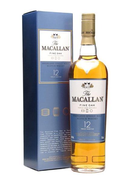 Macallan 12 años Whisky