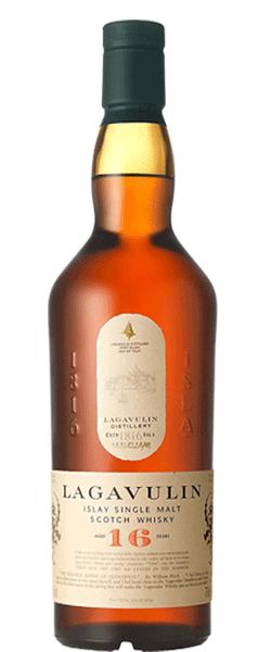Whisky escocés de malta única Lagavulin Islay