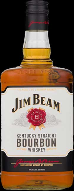 Jim Beam Kentucky Straight Bourbon Whisky